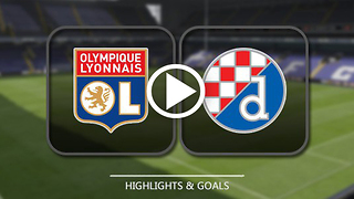 Lyon 3 : 0 Dinamo Zagreb 14/09/2016 - UEFA champions league goals - Video