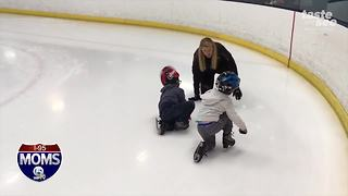 Where to take the kids to learn to ice skate - Video