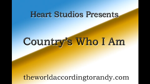 Country's Who I Am