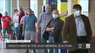 High stakes in the 2020 General Election