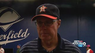 Brent Strom returns to Tucson - Video