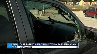 Company increases security following dozens of car break-ins downtown - Video