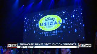 Disney In Schools musical theater performance at the Smith Center - Video