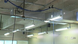 Henderson Engineers uses retrofit UV light in HVAC systems to disinfect indoor air