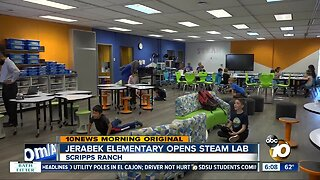 Jerabek Elementary School opens first-of-its-kind STEAM Lab for students