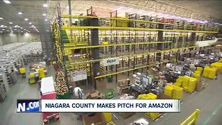 Can Niagara County bring Amazon to WNY? - Video