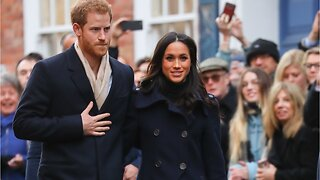 Prince Harry and Meghan are stepping away from their royal life