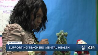 KCKPS provides teachers with mental health support