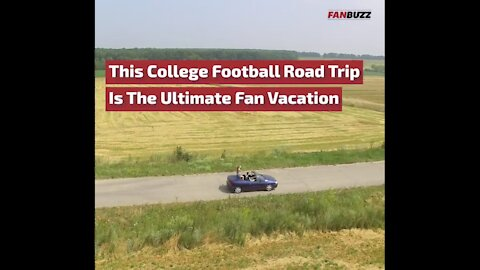 This College Football Road Trip is the Ultimate Fan Vacation