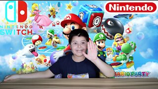 Super Mario Bros Nintendo Switch Unboxing & Review