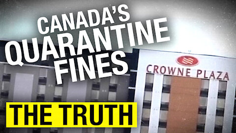 """""""Computer glitch"""" preventing Quarantine Act tickets from being prosecuted in Ontario"""