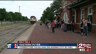 What happened to the Eastern Flyer? - Video