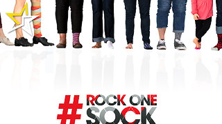 Show Your Support For National Missing Children's Day With #RockOneSock