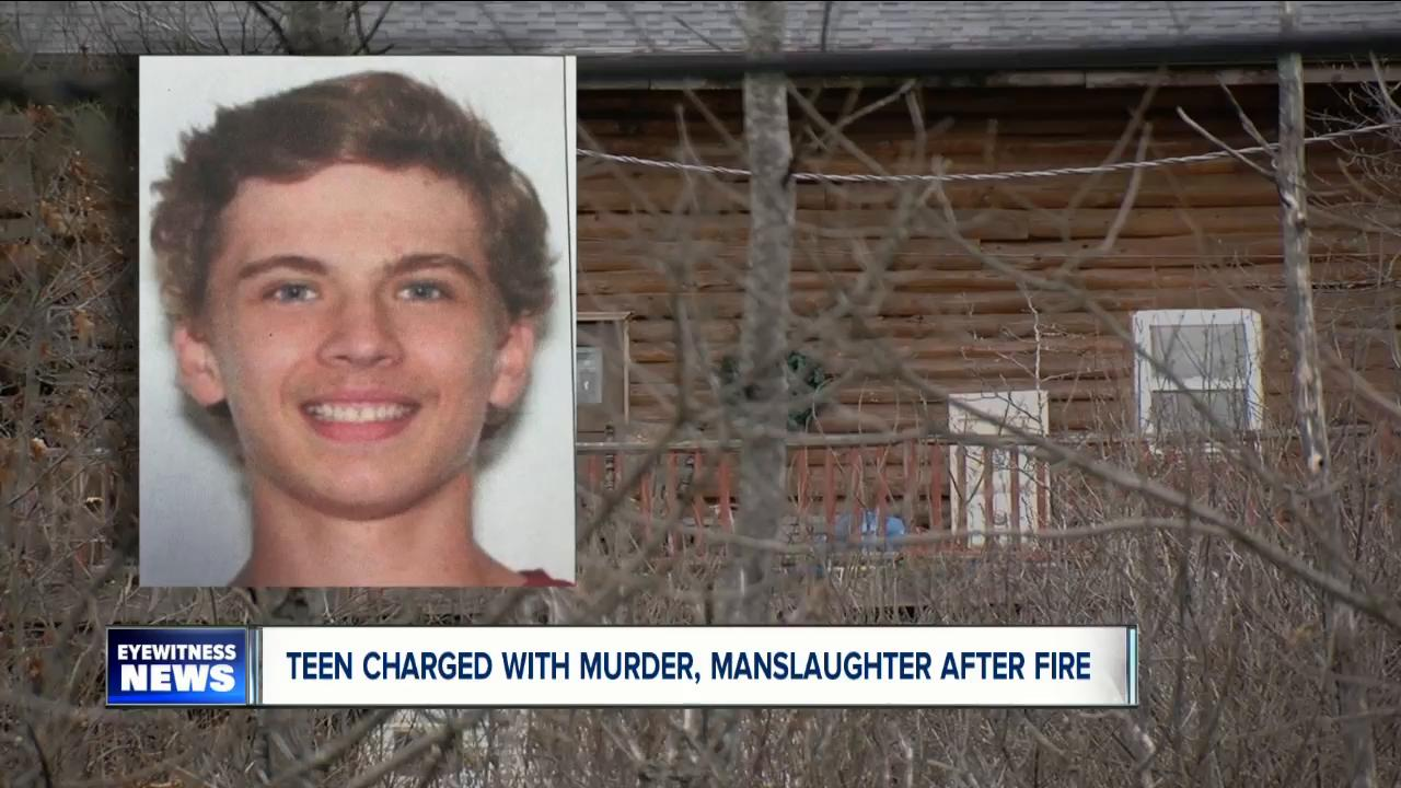 William Larson Jr. charged with murder, manslaughter; neighbors ID victims as teen's parents