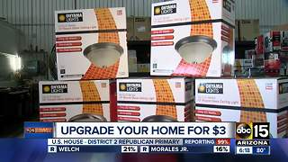 Upgrade your home for $3!