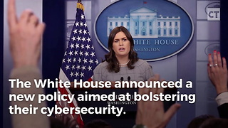 White House Bans Use Of Personal Mobile Devices - Video
