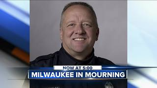 Milwaukee police officer killed in shooting identified as Michael Michalski