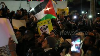 Jordanians call for uprising over Trump's Jerusalem declaration - Video