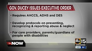 Ducey issues executive order to protect most vulnerable