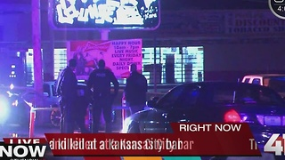 Bar fight leads to deadly triple shooting in K - Video