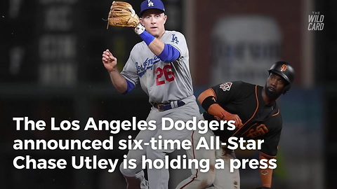 6-time All-star, World Series Champ Chase Utley Reportedly Retiring