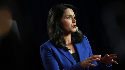 Rep. Tulsi Gabbard Sues Google For Suspending Her Account