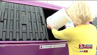 Omaha getting more recycling - Video