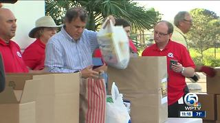 All-day Bill Brooks' Food for Families food drive - Video
