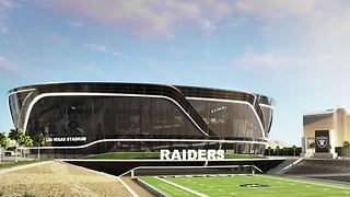 Raiders working on long to-do list for Las Vegas stadium - Video