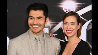 Henry Golding loved his intimate scenes