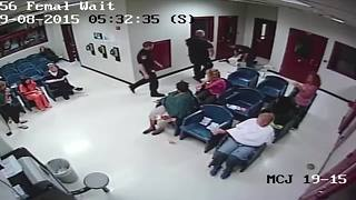 Watch: Ohio woman suing jail claiming excessive force - Video