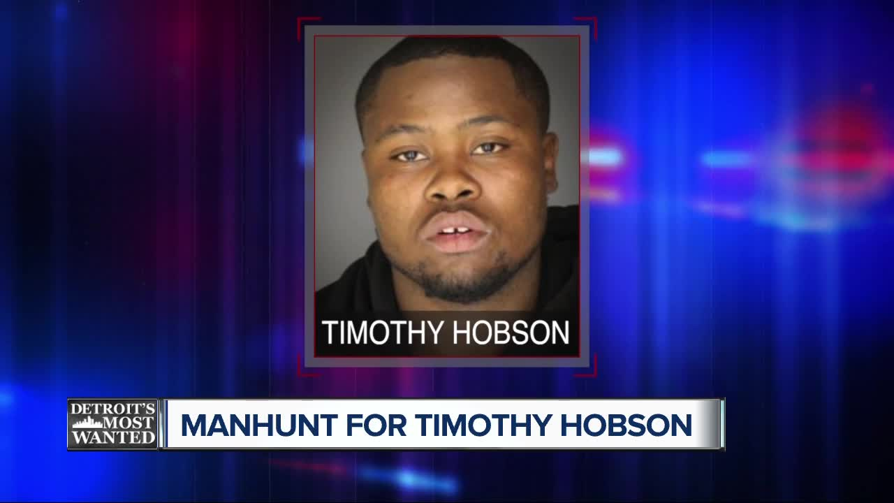 Detroit's Most Wanted: Manhunt for Timothy Hobson