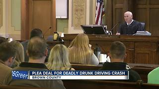 Woman reaches plea deal in deadly drunk driving crash - Video
