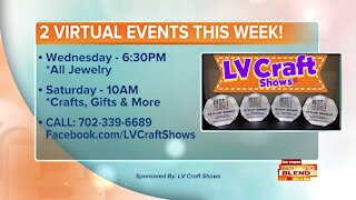 Two Virtual Events This Week!