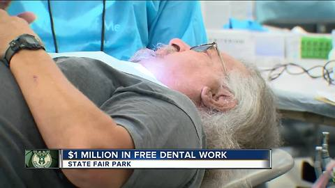 Mission of Mercy: 2,000 people to receive free dental care in West Allis this weekend