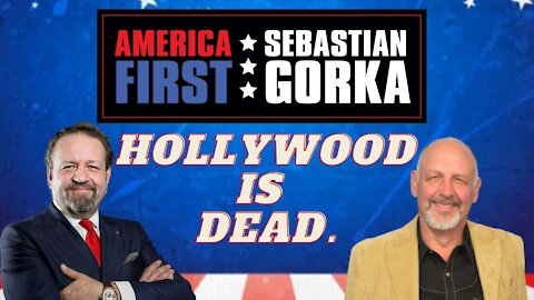 Hollywood is dead. Nick Searcy with Sebastian Gorka on AMERICA First