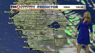 Rain Chances Possible for Easter Weekend - Video
