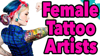 Stuff Mom Never Told You: Female Tattoo Artists