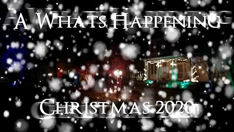 A Whats Happening Christmas Show 2020