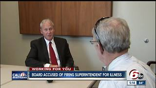CALL 6: Dr. Thomas Little says Perry Township terminated him because of illness - Video