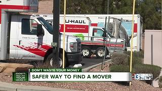 How to avoid hidden costs, hassles when choosing a mover - Video
