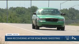 Man Recovering After Road Rage Shooting