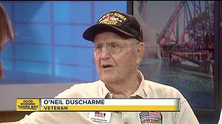 Local Non-Profits Benefit from Tampa Bay's Dancing with the Stars - Honor Flight of West Central Florida - Video