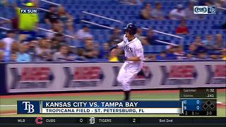 Tampa Bay Rays tie team record shutout streak as Blake Snell gets 15th win - Video
