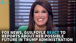 Fox News, Guilfoyle React To Reports About Her Possible Future In Trump Administration - Video