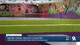 We're Open: Skate Country