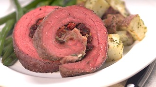 Caprese Steak Roll-ups - Video