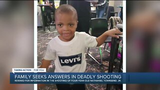 4-year-old killed in deadly shooting