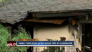 Fire in Clearwater - Video