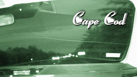 The New York to Cape Cod Covid Run - A Fast Travel Time Lapse